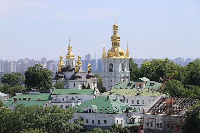 Ukraińskie atrakcje: najważniejsze atrakcje ziemi kijowskiej